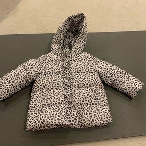 Toddler Girls winter coat
